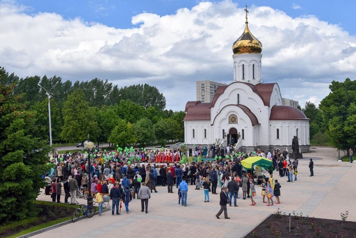 День семьи, симпатии  иверности отметят вРязанской области