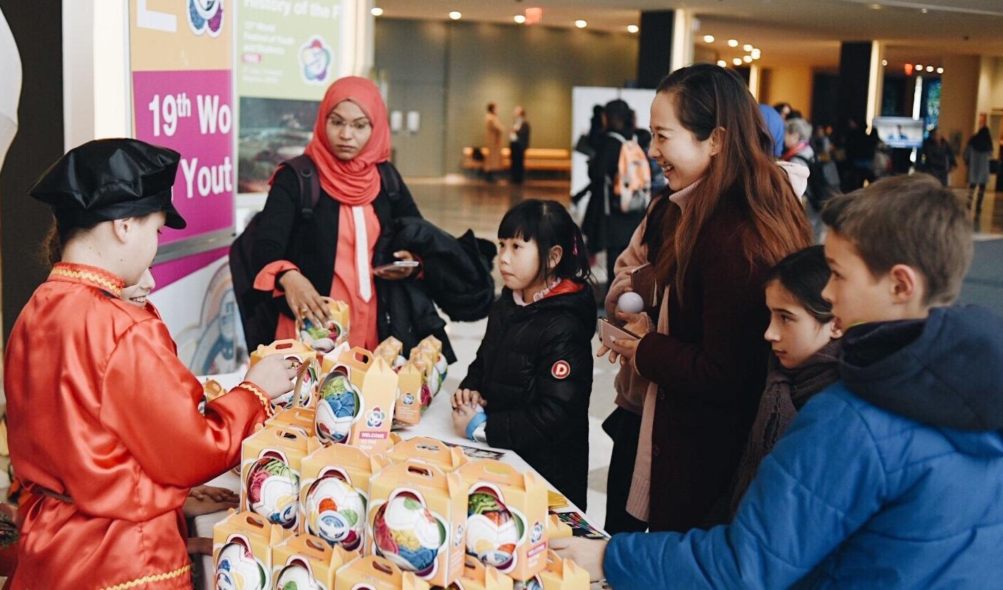 Заявки научастие вФестивале молодежи вСочи подали неменее 120 стран