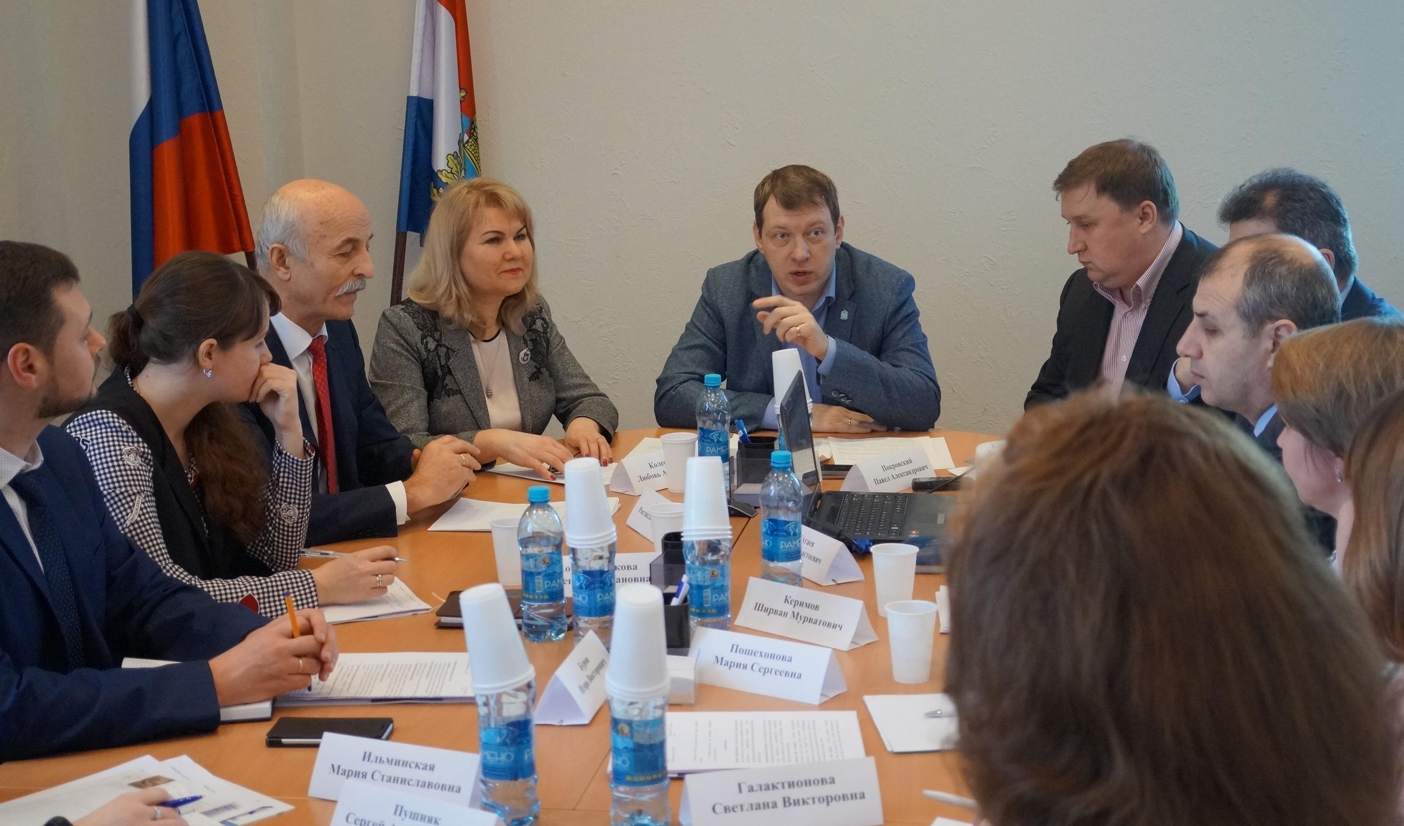 ВСамарской области началось формирование нового состава общественной палаты