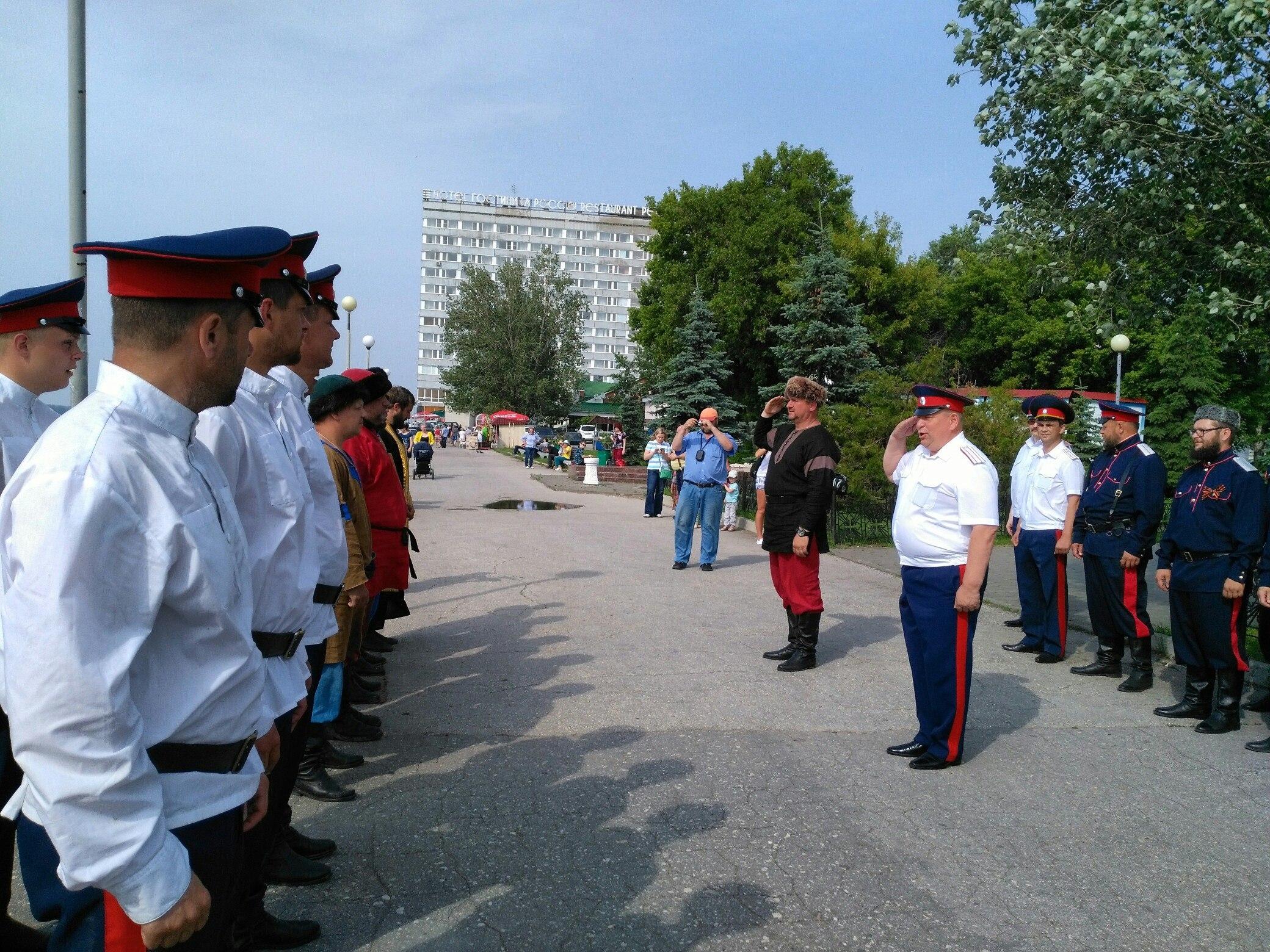Всероссийский форум казачьих войск проведут вКраснодаре 5