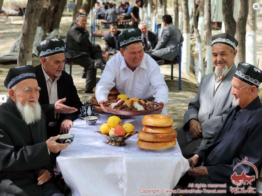 ЧАЙХАНА Традиционная культура чаепития в Средней Азии