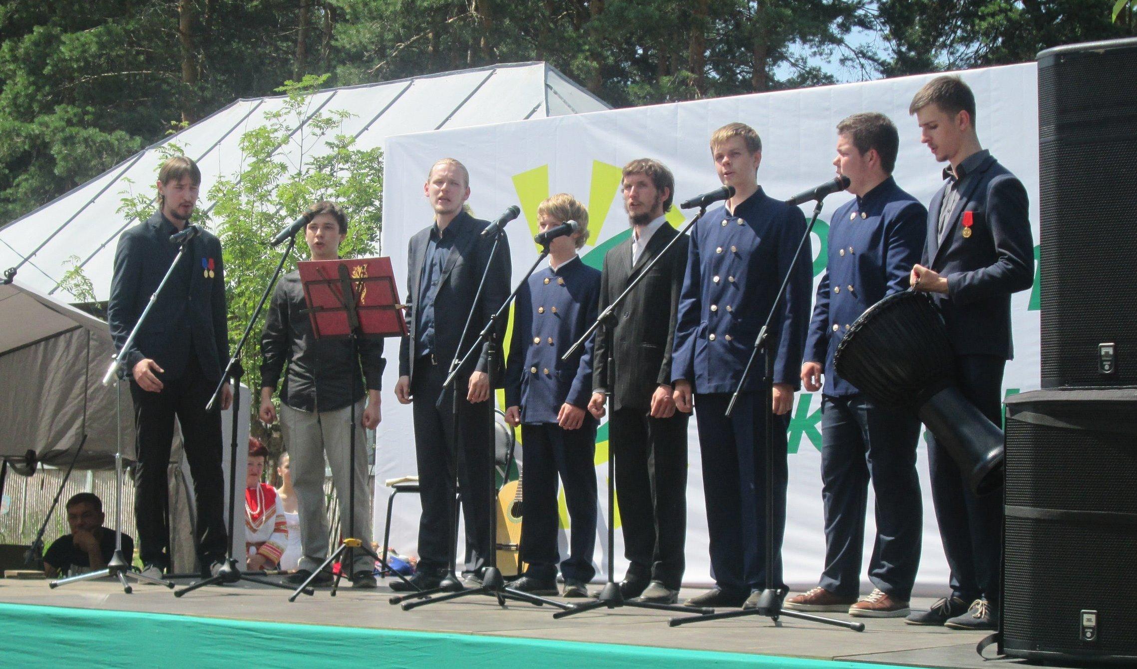 В Борском пройдет фестиваль православной культуры «Яблочный Спас»