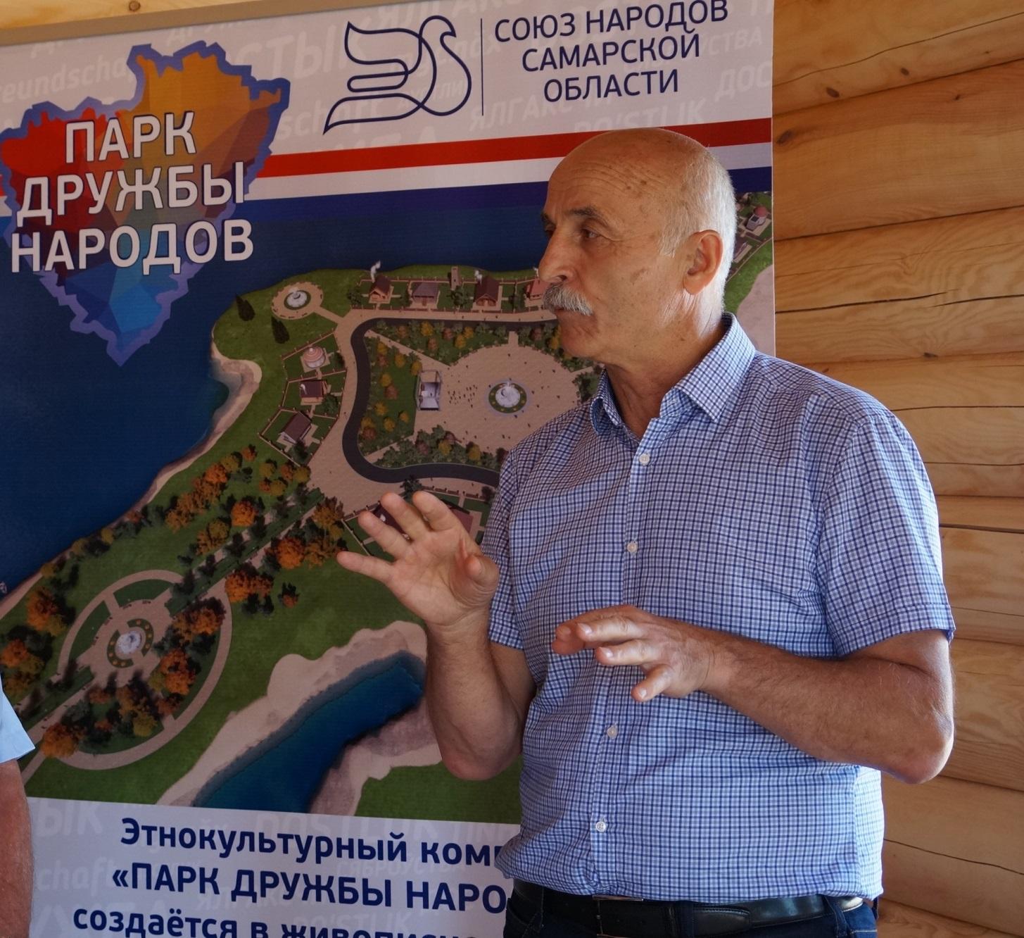 Дмитрий Устинов иРостик Хугаев стали Почетными гражданами Самары