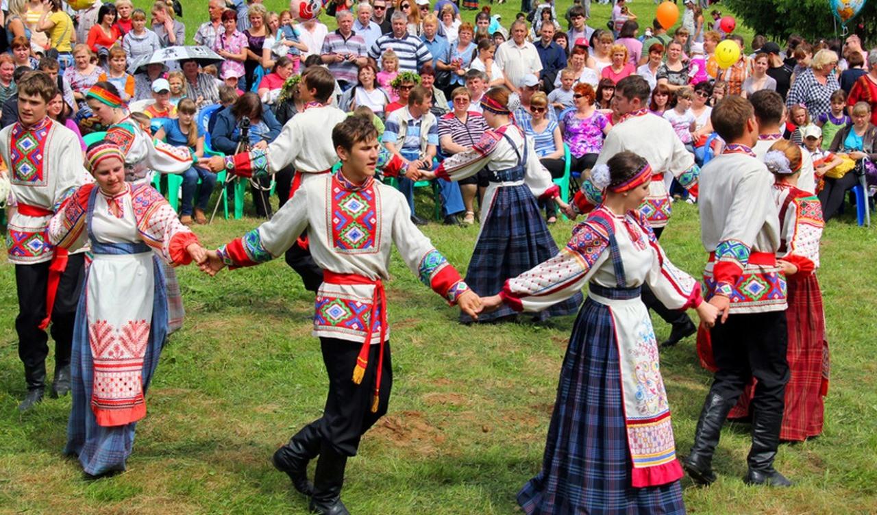 Поздравление на русский народный праздник