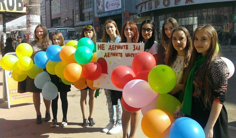 Самарцы  принимают участие в «Весенней неделе добра»