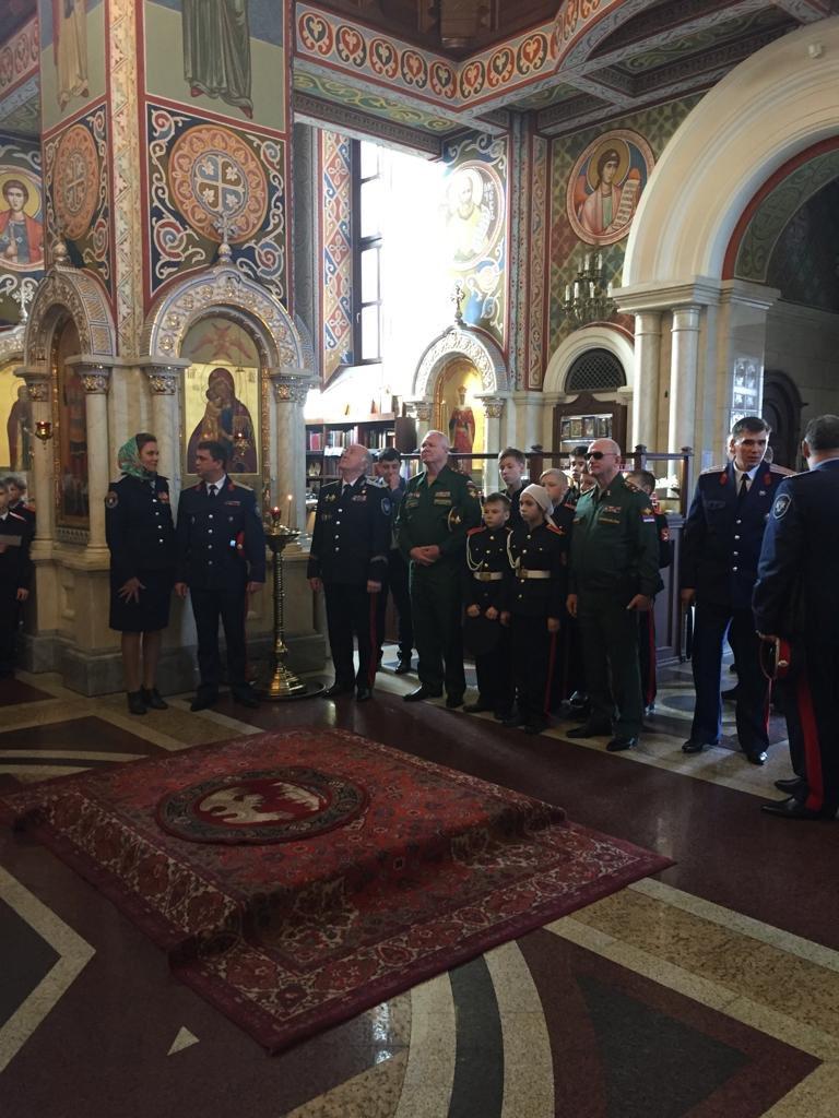 Атаманы войсковых казачьих обществ России обсудили в Самаре вопросы воспитания молодежи