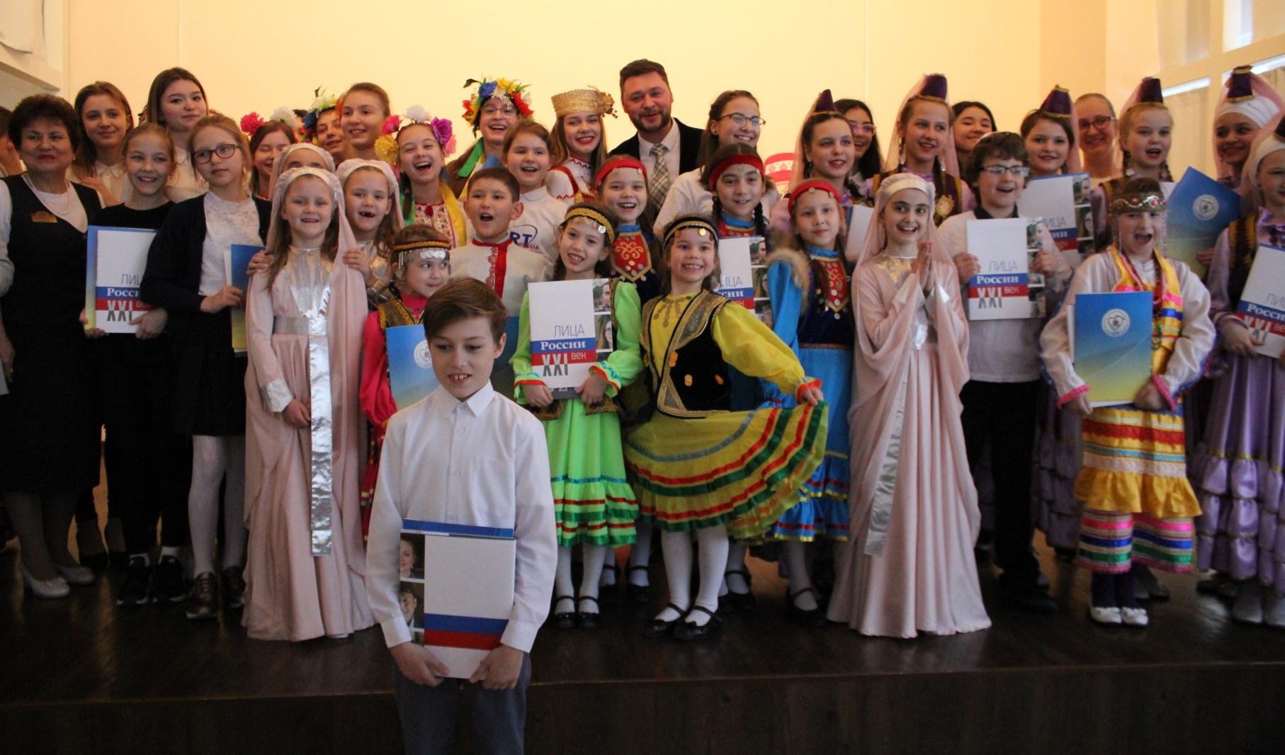 В Самаре День родного языка познакомил ребят с языками и традициями разных народов